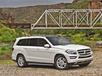 Mercedes-Benz to Debut New Generation GL Class SUV for MY-2013