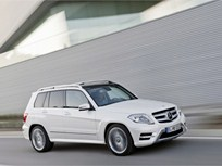 Mercedes Refreshes GLK-Class SUV for MY-2013