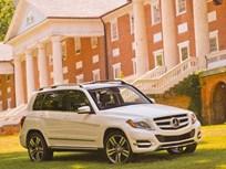 Mercedes-Benz Recalls 376 Vehicles, Mostly SUVs