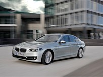 BMW Offers Diesel Engine for 2014 BMW 5 Series Sedan