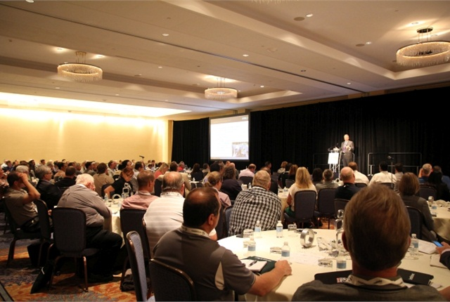 The 2014 Fleet Safety Conference provided a lively forum for sharing industry best practices in safety and risk management.