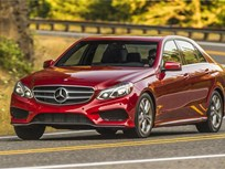 2014 E250 BlueTEC Sedan Gets 45 MPG EPA Highway Rating