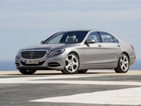 Mercedes Updates S-Class With New Safety and Design Features