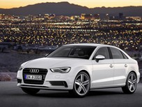 Audi Introduces 2015 A3 Compact Sedans