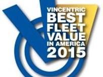 Vincentric Announces 2015 Fleet Value Awards