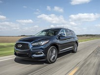 Infiniti's 2017 QX60 Pricing Starts at $43,100