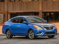 Nissan's 2016 Versa Starts at $11,990