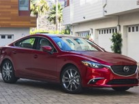 2017 Mazda6 Starts at $22,780