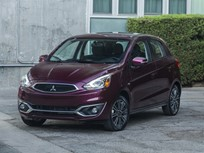 Mitsubishi Mirage Tops Cheapest Cars to Lease List