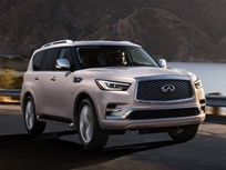 Infiniti QX80 Refreshed for 2018