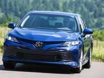 2018 Camry Features Three New Powertrains