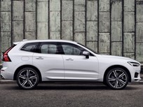 2018 Volvo XC60 Starts at $41,500