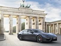 Porsche Updates Panamera for 2017