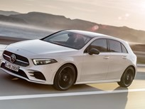 Mercedes-Benz New A-Class Features Voice Commands, Semi-Autonomy