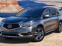 2017 Acura MDX Retails From $43,950