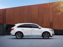 Acura MDX Adds Second Assembly Plant