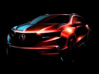 Acura to Rework MDX for 2017