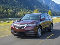 Acura MDX and RLX Recalled for Seat Belts
