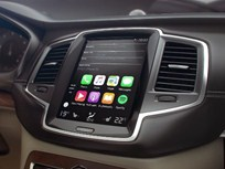 Volvo Rolls Out CarPlay, Apps for XC90