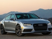 Audi 2016-MY Lineup Enhances Standard Safety Tech