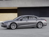 Audi Debuting 2019 A8 Sedan in Barcelona