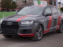 Audi to Introduce Level 3 Autonomous Vehicle This Year