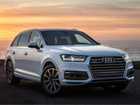Audi Announces 2017-MY Pricing