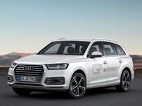 Audi Bringing Q7 AWD Diesel Hybrid to U.S.