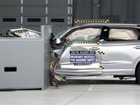 Video: Audi Q3 Named Top Safety Pick