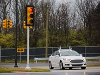 Ford First to Use Autonomous Driving Test City