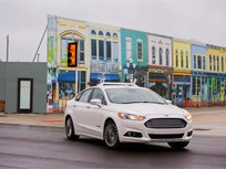 Ford, Google Form Autonomous Vehicle Advocacy Group