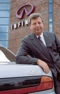 Bruce was the first General Manager when the Infiniti brand was launched in the U.S. in 1989 from where it set out to enter other global markets.