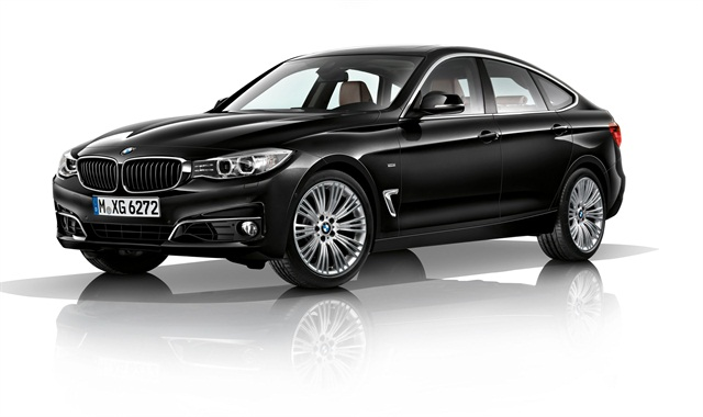 The BMW 3 Series Gran Turismo is longer, taller, and has a wider wheelbase than the 3 Series Sedan or Sports Wagon.