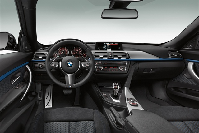 BMW offers its ConnectedDrive system for this model.