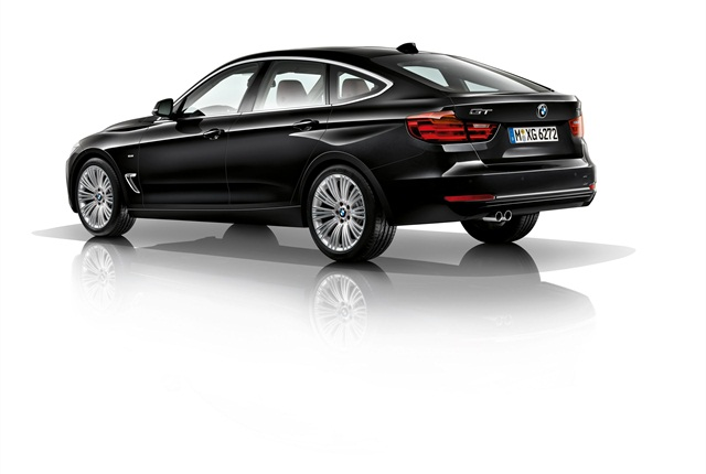 The Gran Turismo offers 18.3 cu. ft. of space, which is 1 more cu. ft. than the BMW 3 Series Sports Wagon.
