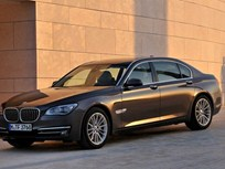 BMW Introduces Diesel 7 Series Sedan