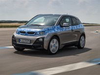 BMW Details New i3 EV Powertrain and Navigation System Features