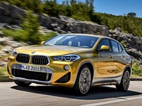 BMW Introduces 2018 X2 Crossover