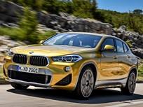 BMW's 2019 X2 Powered by TwinPower Turbo 4-Cyl.