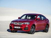 2015 BMW X4 Specs Announced
