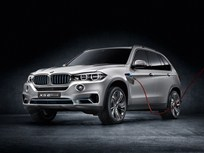 BMW Details New X5 Plug in Hybrid eDrive Concept