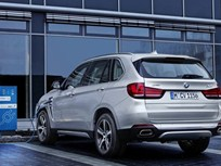 BMW Sets Price for 2016 X5 PHEV
