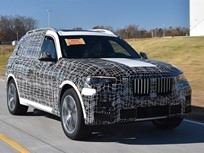 BMW Begins Building New Flagship SUV
