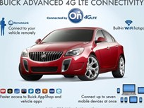 2015 Buick Models Get 4G LTE