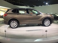 Buick Introduces Envision Luxury Compact SUV
