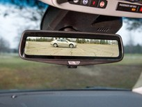 Cadillac Adds Streaming Video to CT6 Rear-View Mirror