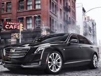 Cadillac's Flagship Sedan to Start at $54,490