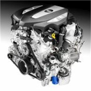 3.0L twin turbo V-6