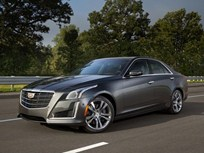 Cadillac Boosts Fuel Efficiency for 2016