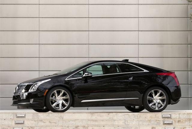 Photo of 2014 Cadillac ELR courtesy of GM.